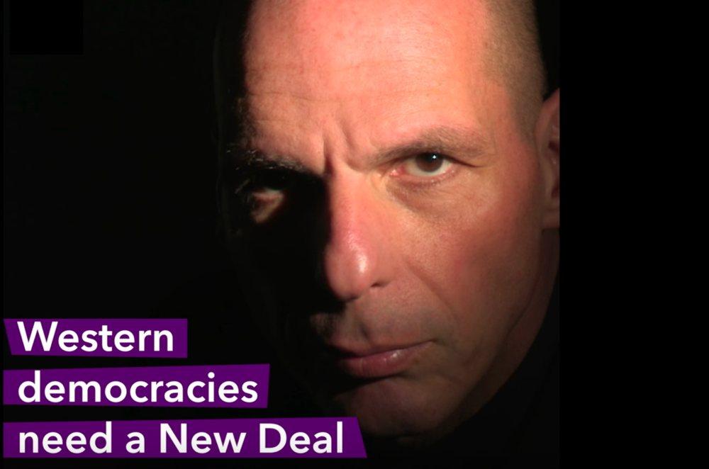Yanis Varoufakis New Deal
